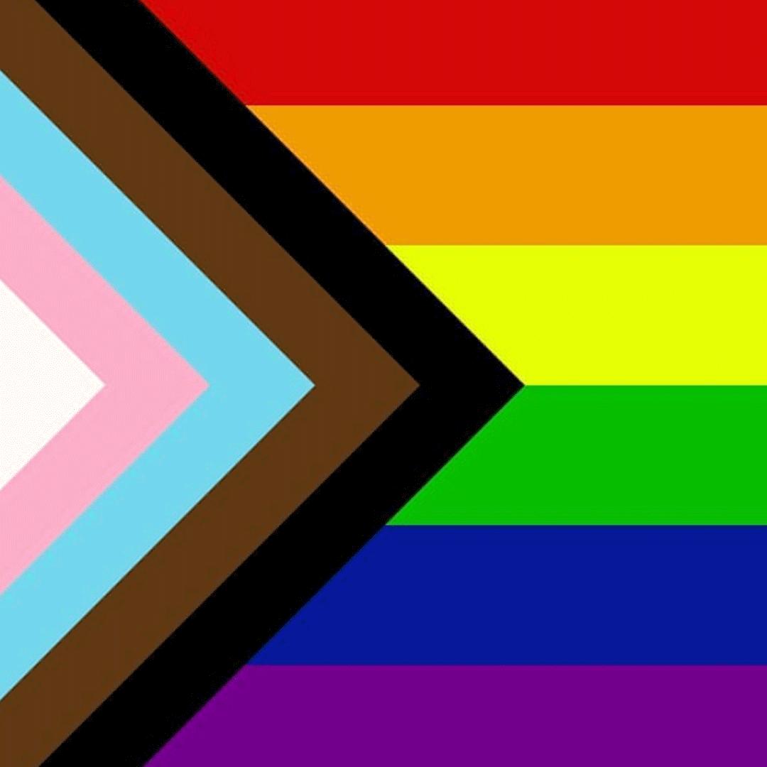 Pride inclusion flag