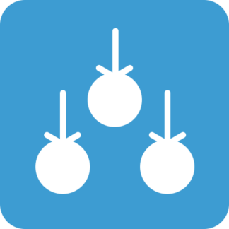 three pack product icon